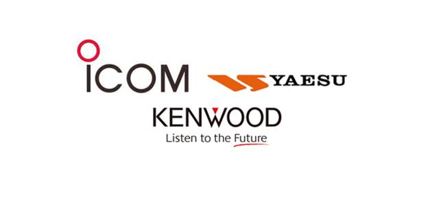Wij leveren o.a. onderdelen voor Icom, Yaesu en Kenwood